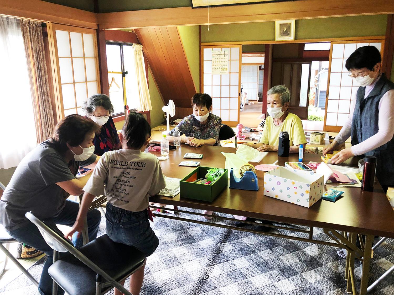 TERAコミュニティー鳥羽上「地域学童保育と集いの場」のようす画像